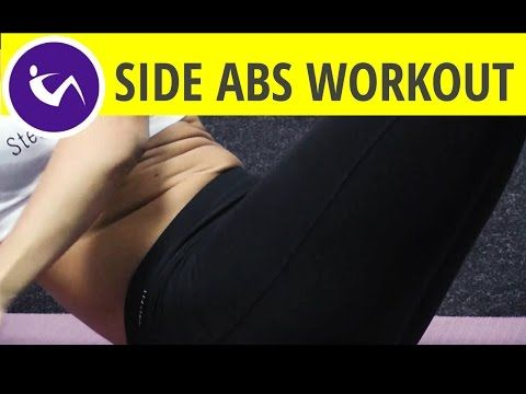 Side abs workout: 5 exercises for amazing obliques - YouTube