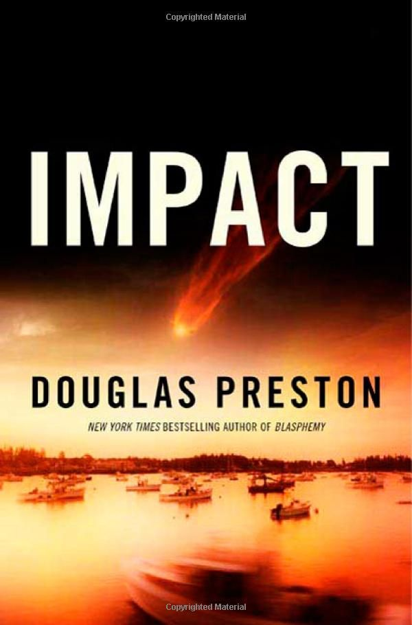 Impact: Douglas Preston: Amazon.com: Books
