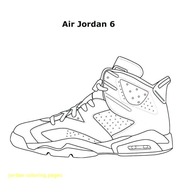 27 Great Photo Of Nike Coloring Pages Jordan Coloring Book