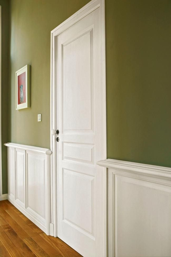 Porte intérieure postformée droite, Souillac et ses poignées pour porte intérieure.