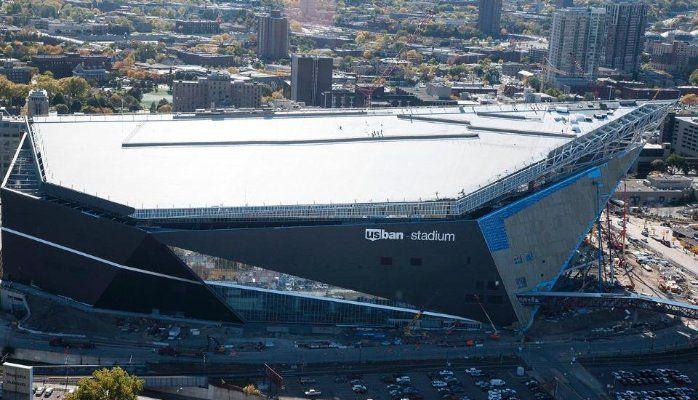 Vikings New Stadium