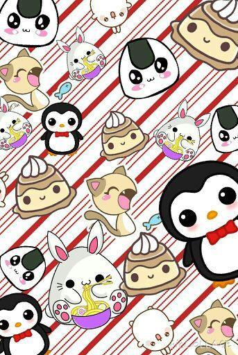 Les 9 meilleures images du tableau Wallpaper/ fond d'écran kawaii sur Pinterest | Mignon ...
