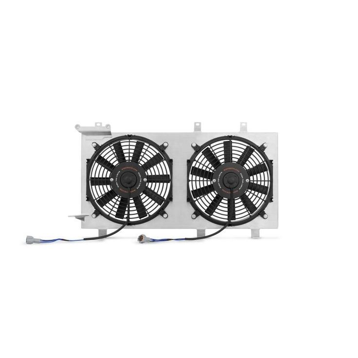 Same Business Day Shipping Mishimoto Fits 2000-2009 Honda S2000 F20C1 F22C1 Fan Shroud MMFS-S2K-00 - NEW