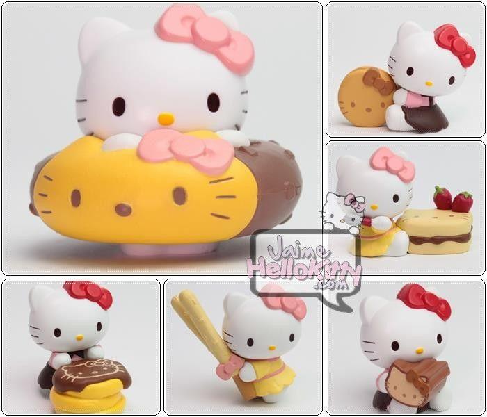 hello kitty figurines | Une série de figurines Hello Kitty x 7 Eleven - JaimeHelloKitty ...