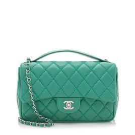 Easy Carry Medium Flap Bag