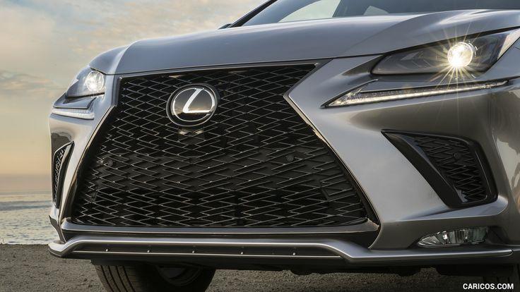 2018 Lexus NX300 F Sport - Grill HD