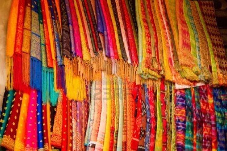 India fue el primer pa s en cultivar y confeccionar telas - Telas de la india online ...