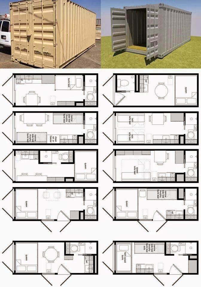 plus de 1000 id es propos de plans petits espaces sur. Black Bedroom Furniture Sets. Home Design Ideas