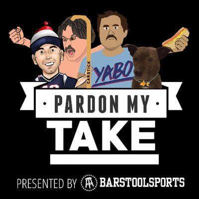 RT @PardonMyTake: We're stuck on the side of the highway waiting for a tow so we're going to tape tomorrow's show. What Mt Rushmore do you guys want to hear?