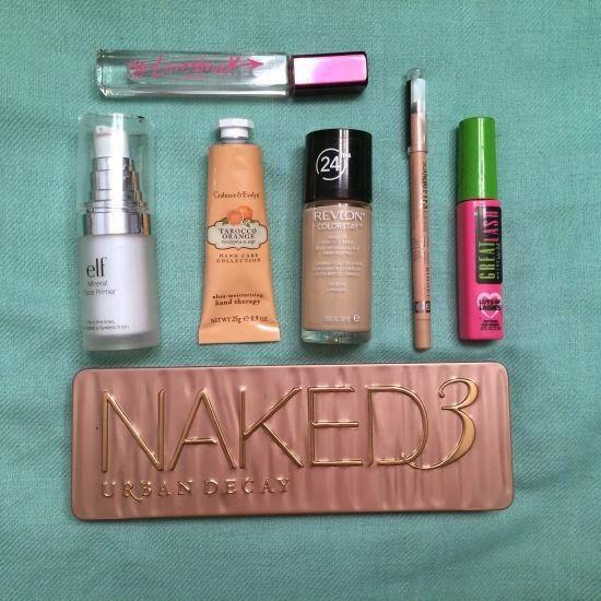 DIY Wedding Makeup Buys