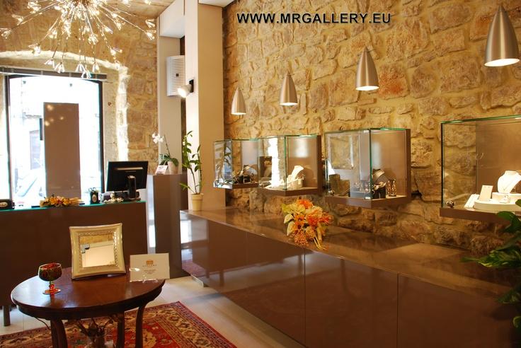 MR Gallery gioielleria, MR Gallery jewelry.  www.mrgallery.eu  info@mrgallery.eu