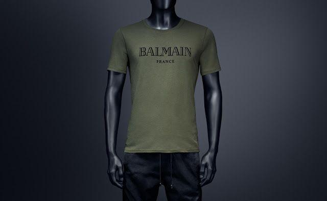 JavieRich World: BALMAIN X H&M MENS COLLECTION FULL PREVIEW! #HMBALMAINATION