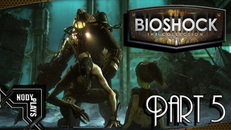 Bioshock The Collection Gameplay Walkthrough Part 5 - Female Splicers AR...