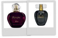 Zeigt her Eure Dupes: Parfum Poison von Dior und La Rive Lady Diamond von Rossman http://www.combeauty.com/zeigt-her-eure-dupes.html
