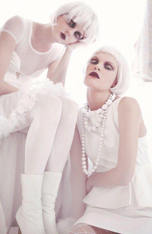Fallen Angels. Brianna Smith and Maddie Jones by Kristen Micolli. Ben Trovato