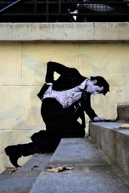 Grafittis e a realidade