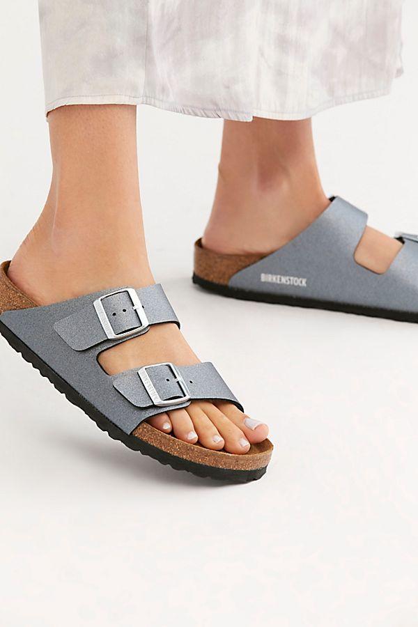 Arizona Icy Metallic Birkenstock Sandal | Birkenstock