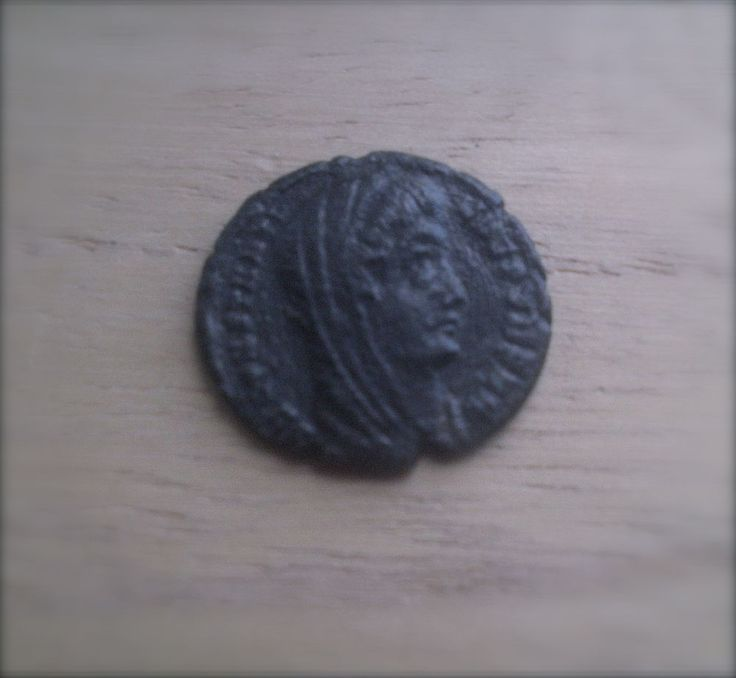 CONSTANTINE I The GREAT 337 AD Heaven Horse CHARIOT Ancient Roman coins