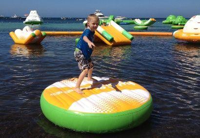 Just For Fun Aqua Park Mandurah and Rottnest