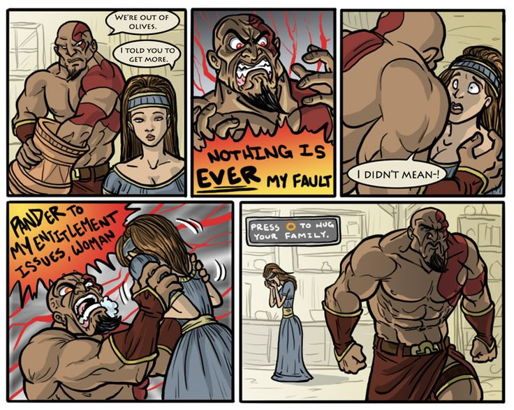 Rage of the Gods by Coelasquid