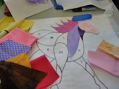 Northeast Quilting Friends Quilt Guild: A Dozen horse quilts were made at the retreat!
