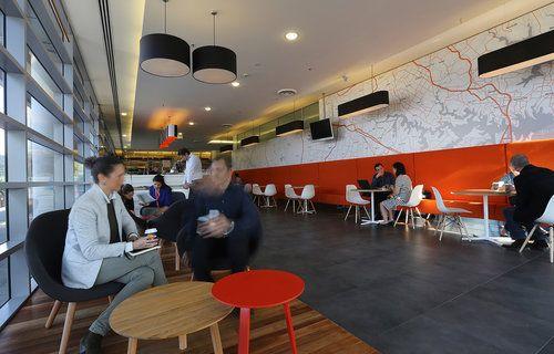 Stockland Foyer Cafe