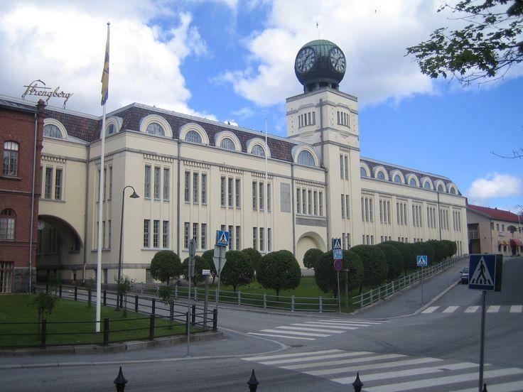 Jakobstad Tobacco Factory
