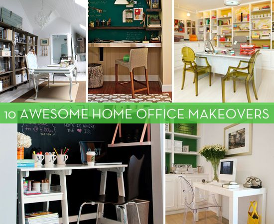 6 diy home office 10 awesome home office makeovers build home office home office diy
