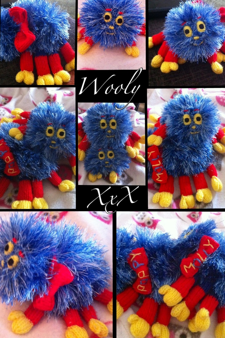 """Wooly"" from wooly and tig x"
