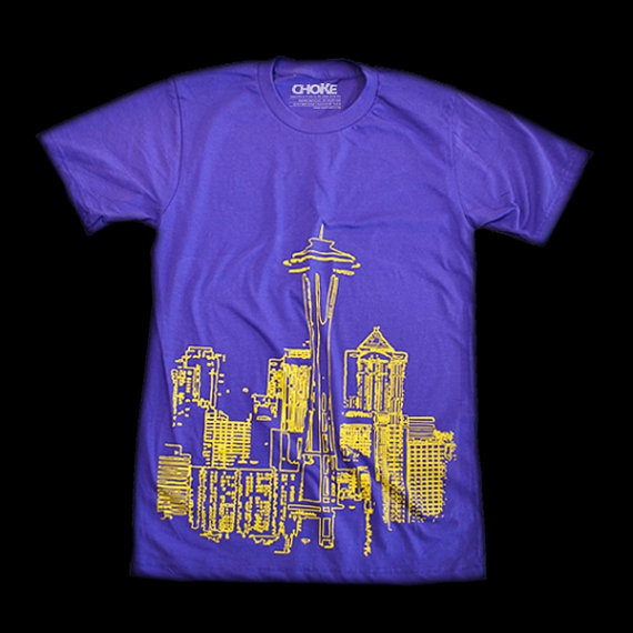 The city of purple and gold: Fine Jersey,  T-Shirt, Purple Gold, Jersey Tees, Color, The Cities, Purple Go Dawg, Purple Cities, Kid