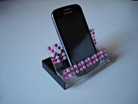 Latest come creare un porta cellulare facile how to make a - Ridipingere un mobile ...