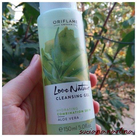 Oriflame Love Nature Aloe Vera for Combination Skin