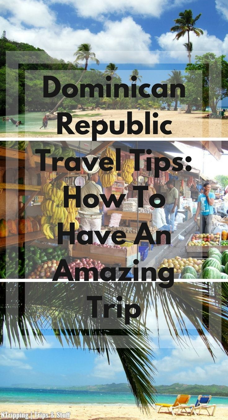 The best advice I have for you for the vibrant Dominican Republic is not to be like the other tourists. Don't be afraid to use these Dominican Republic travel tips and enjoy the perfect vacation!