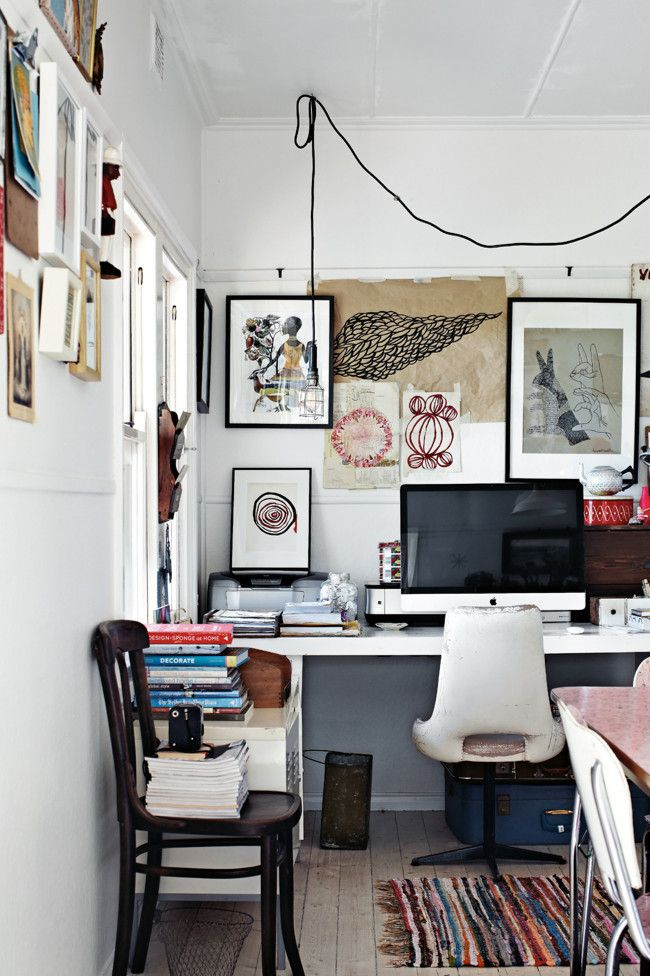 workspace home office