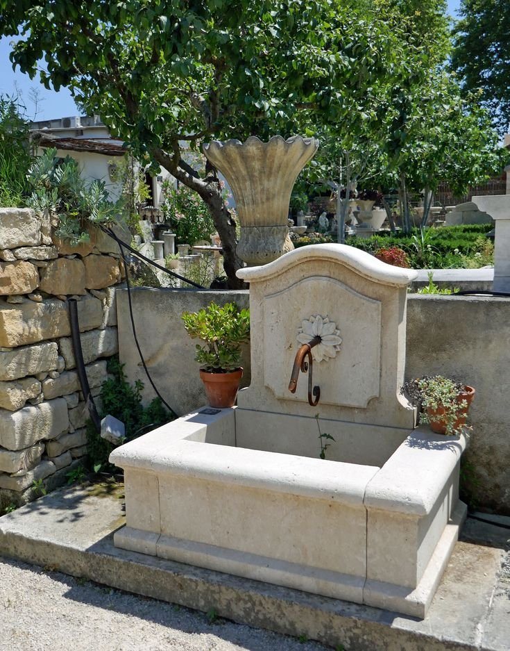 26 best Nos petites fontaines images on Pinterest | Wall fountains ...