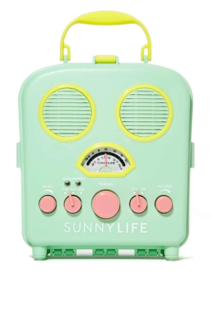 Sunny Life Beach Sounds Portable Speaker Aa More