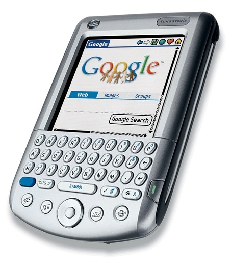 Palm - Tungsten C     Manufacturer - Palm  Series - Tungsten  Years of production - 2003  CPU - Intel PXA255 400 MHz  Rom - 16 Mb  Ram - 64 Mb  Screen - 320x320 | 65K colors  Weighs - 178 gr  Operating System - Palm OS 5.2.1