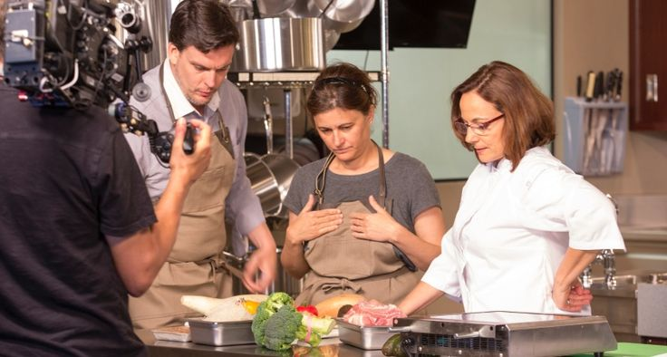 Three #careers you can connect to in #food media.