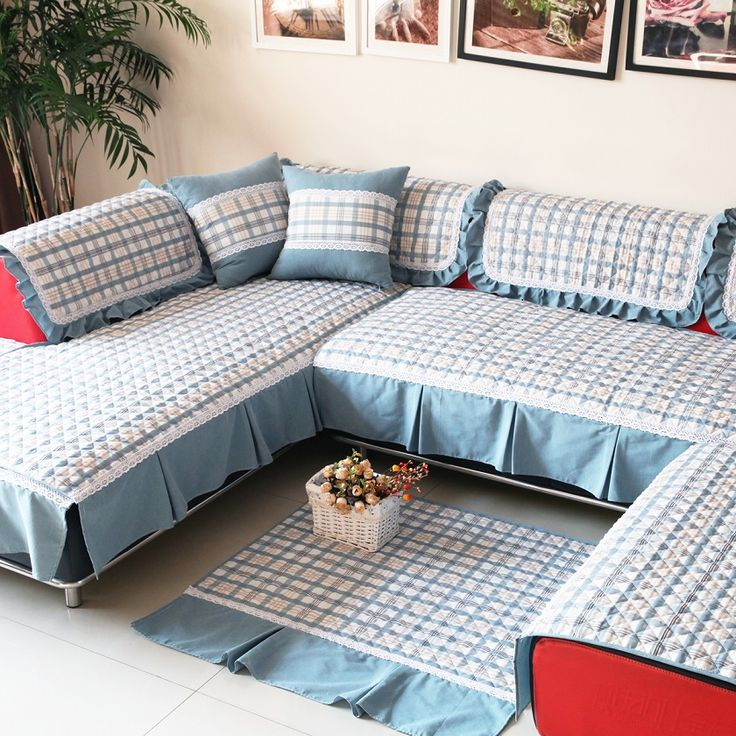 l shaped couch slipcovers