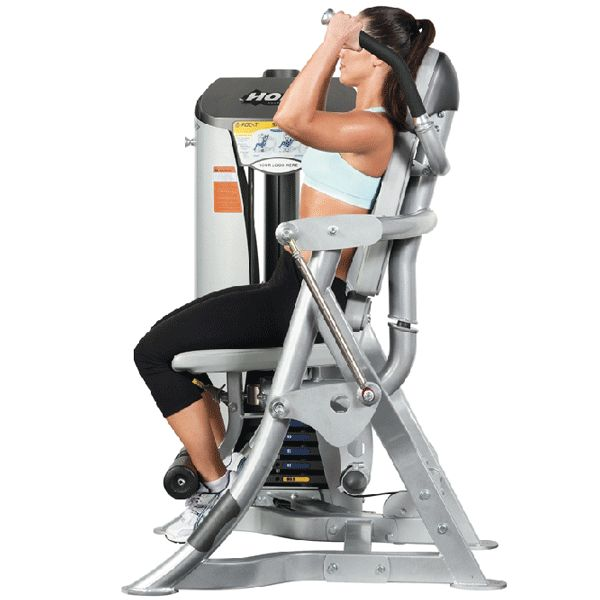 Abdo Crunch / Obliques Hoist Fitness ROC-IT RS-1601