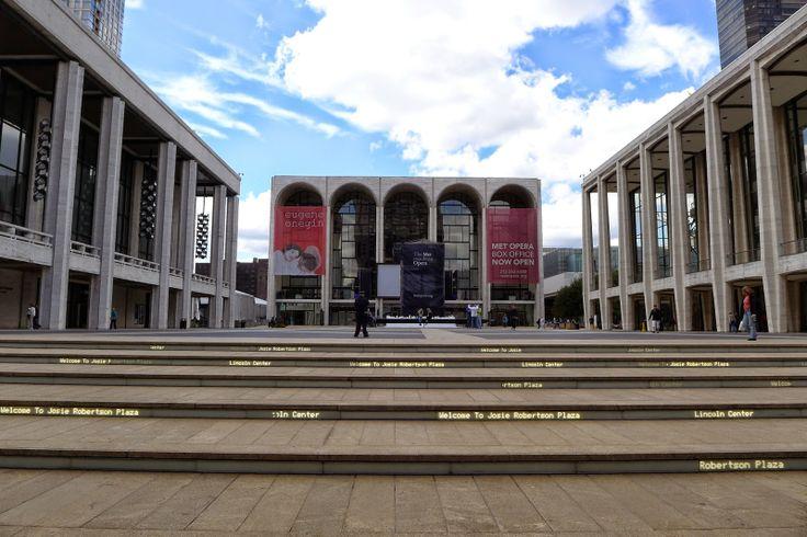 KARL's BLOG Lincoln Center,링컨센터