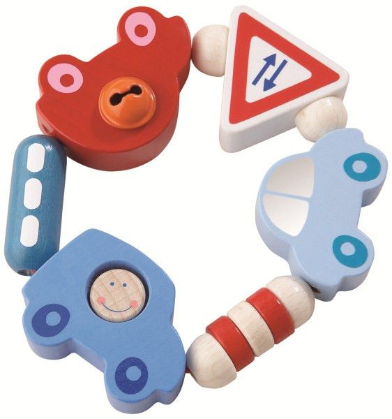 Clutching toy - Toot Toot cars