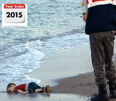 10 Most Powerful Photos of the Year 2015