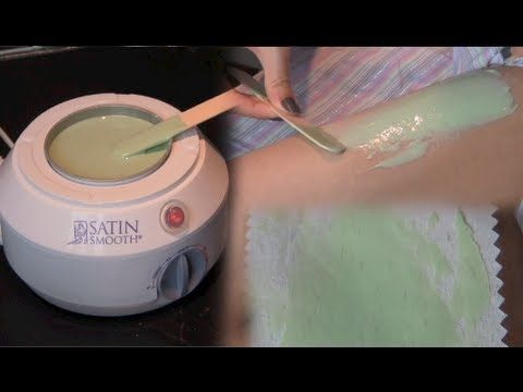 This video tutorial is great if you want to learn how to do your own waxing at home. It provides a guide as to what types of products to use and how to apply them. If you have very sensitive skin, apply a cold compress or cold towel to the waxed area to prevent/reduce any sort of flare up.