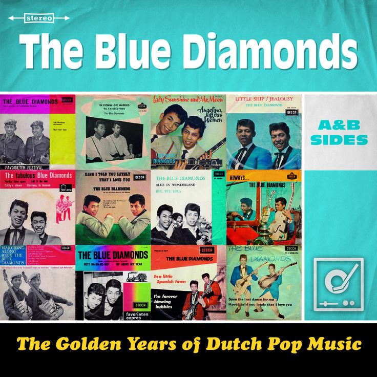 THE BLUE DIAMONDS – THE GOLDEN YEARS OF DUTCH POP MUSIC De broers Riem en Ruud de Wolff komen in 1949 met hun ouders vanuit Indonesië naar Nederland. Hun stemmen klinken zo goed bij elkaar dat ze al snel de Nederlandse Everly Brothers worden genoemd. Met covers van die groep scoren The Blue Diamonds eind jaren '50 dan ook diverse hits. De grote doorbraak komt in 1960 met hun uitvoering van Ramona, een liedje uit 1927. Het wordt zelfs in het Duits, Frans, Spaans en Italiaans opgenomen.