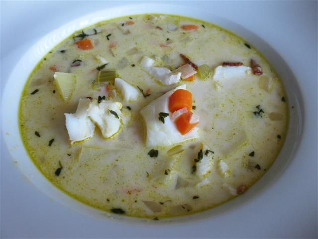 1000 images about broth soups on pinterest french for New england fish chowder