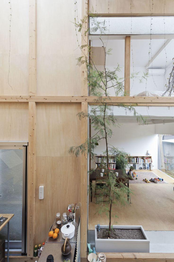 miCo. · House Komazawa Park · Divisare