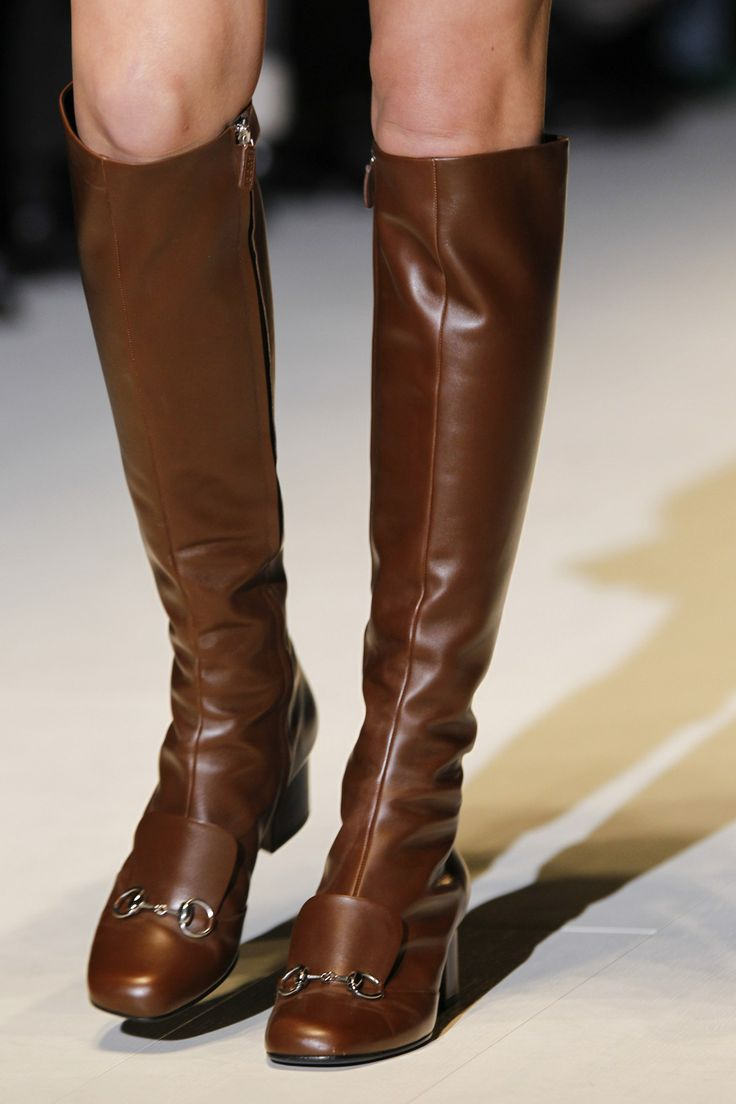 Gucci - Autumn/Winter 2014 #Boots