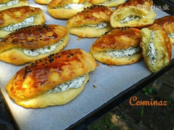 Poğaça - kukuričné taštičky (fotorecept) - Recept