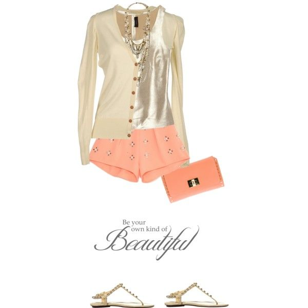 Shorts by CLOVER CANYON by fashionmonkey1 on Polyvore
